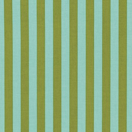 52 of Tabby Road - Tent Stripe Clear Skies - Tula Pink