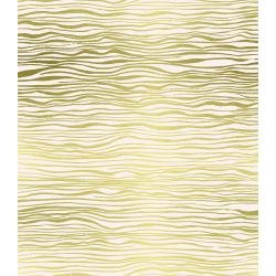 Wildwood : Faux Bois - Cream Metallic Fabric - #107-CR2M - By Rifle Paper Co. for Cotton & Steel