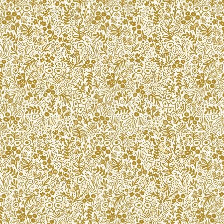 Rifle Paper Co. Basics : Tapestry Lace Metallic Gold - #RP500-GO5M