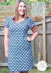 Meridan Knit Dress - Sew to Grow
