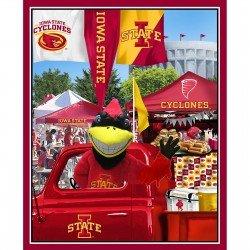 Iowa State University : Tailgate Panel - #ISU-1157