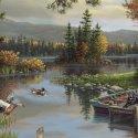 Lakeside - Digital Panel - #50198DP-X