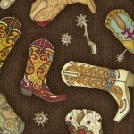 Rodeo Roundup - #6905-33 - By Beth Logan