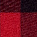Primo Plaid Flannel : Classics - Red & Black Plaid - #RU09-U112-0111