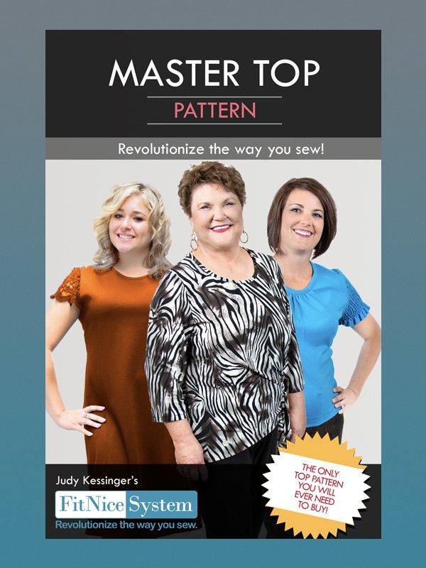 Master Top Pattern - Judy Kessinger - Fit Nice System