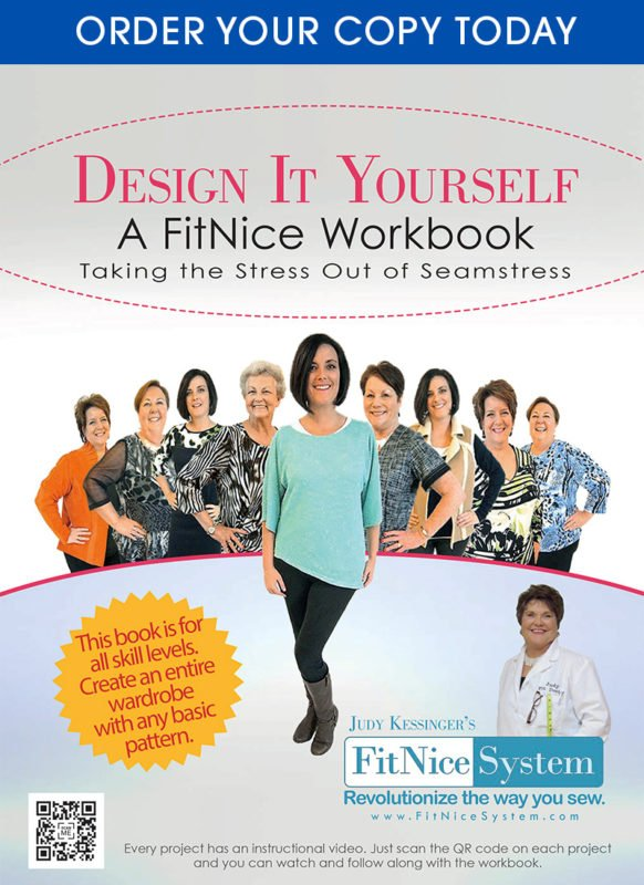 Design It Yourself: A Fit Nice Workbook - Judy Kessinger - Fit Nice System