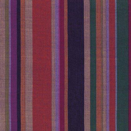 Kaffe Fassett Wovens - Roman Stripe In Shadow