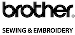 We're an authorized dealer for Brother Sews Embroidery and Sewing Machines.