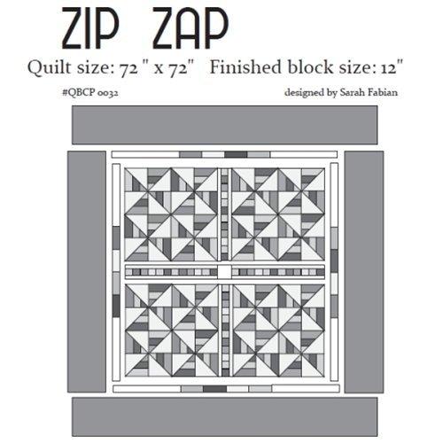 QBCP - Zip Zap (Eighths)