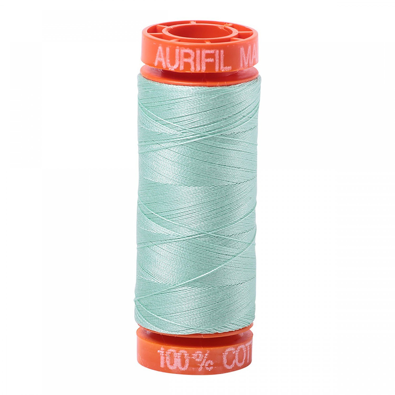 50 wt Aurifil - AS2830 - Mint Ice*