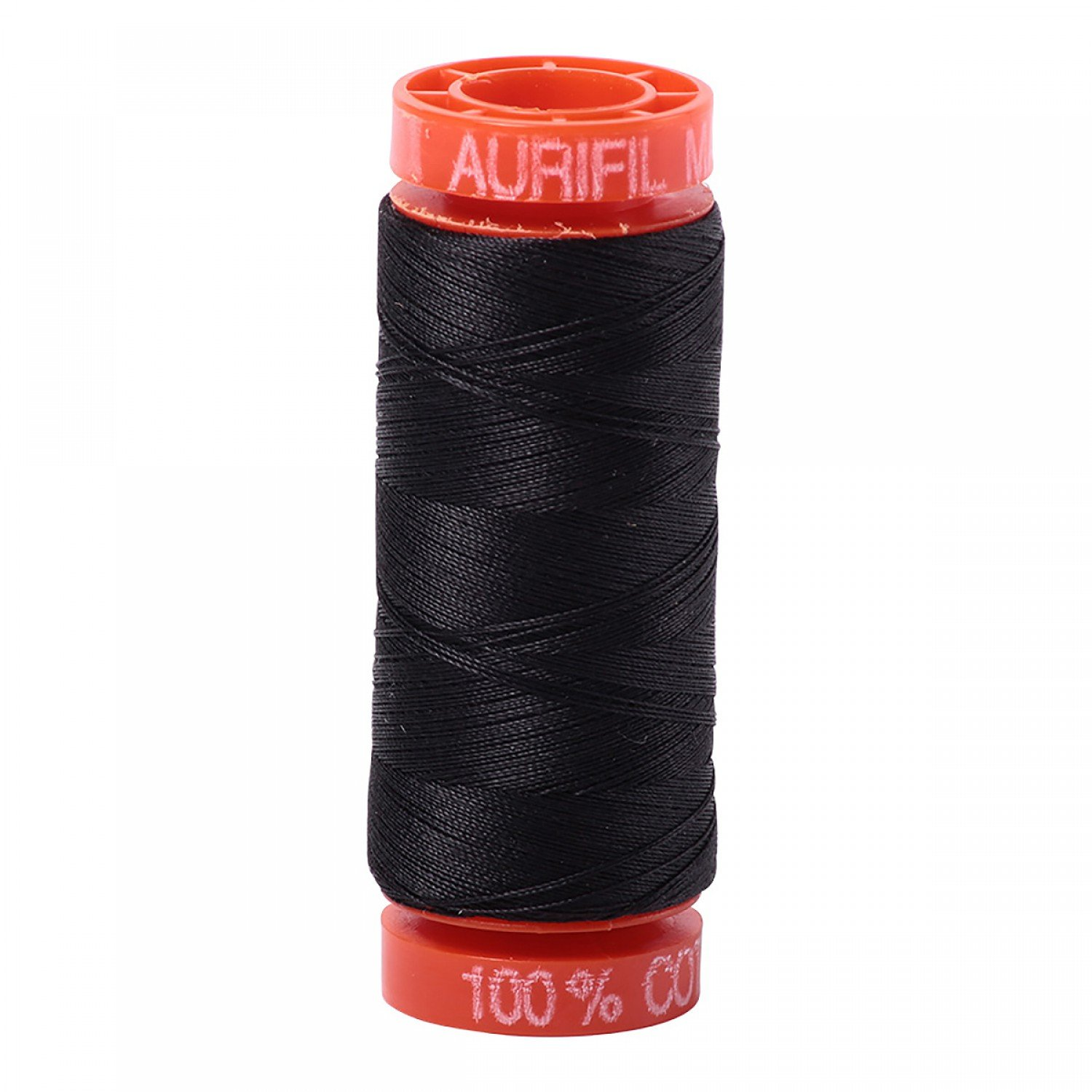 50 wt Aurifil - AS4241 Dark Grey