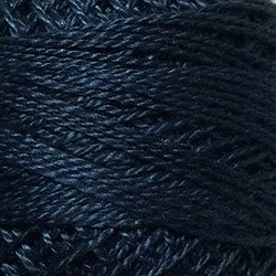 PC12 108 Dusty Navy Solid