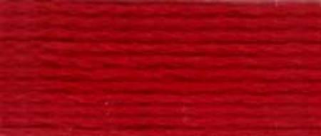 DMC Perle Cotton Balls Med Red