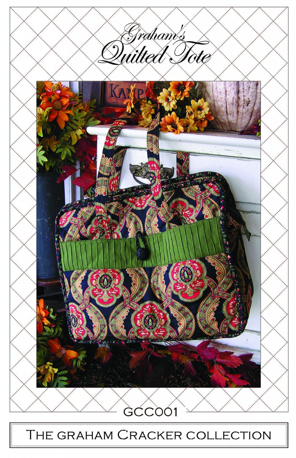 GCC Graham's Quilted Tote