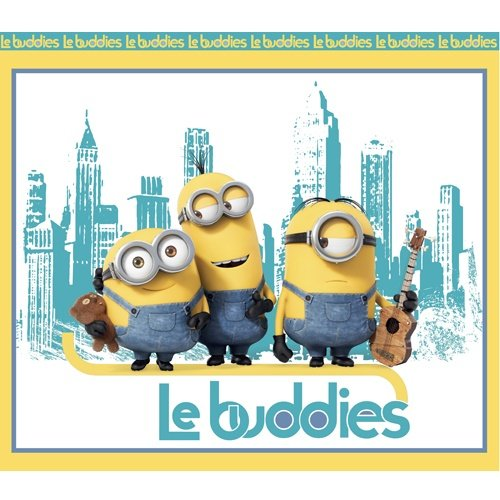 Minion Buddies 36 Panel