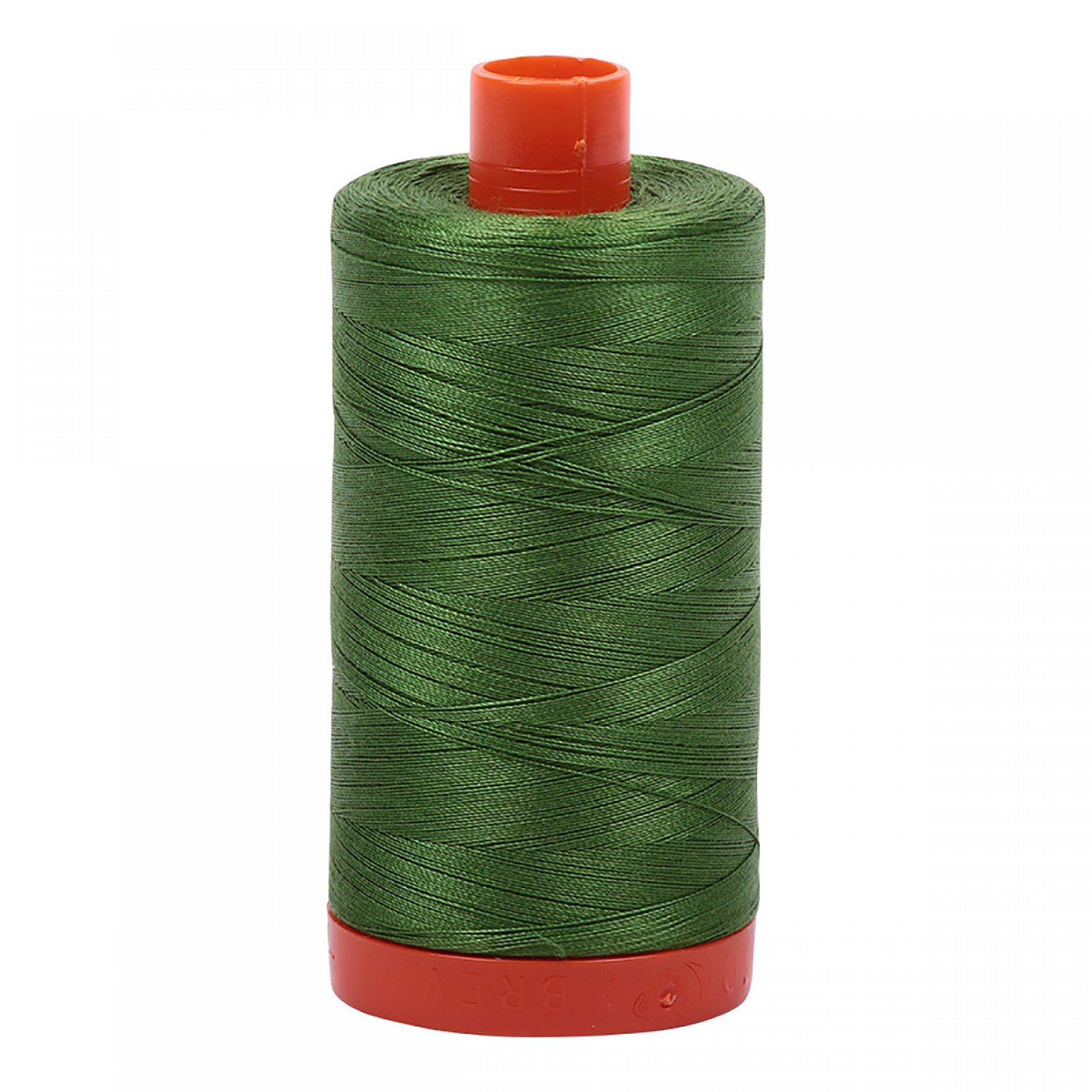 50 wt Aurifil - 5018 Dark Grass Green