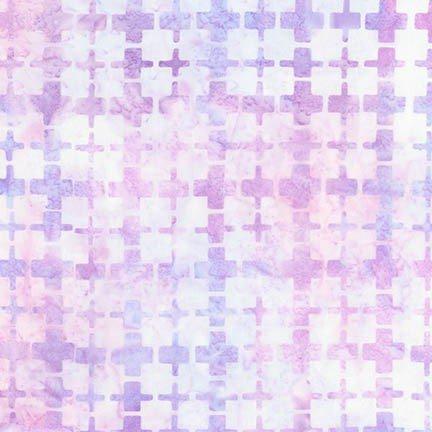 Artisan Batiks: Posies 4 Lilac