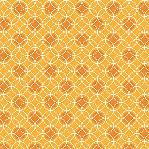 Bree - Dot Circle Orange