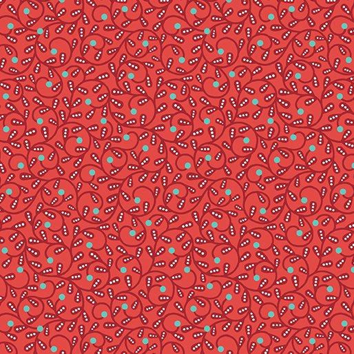 Bree - Swirl Red