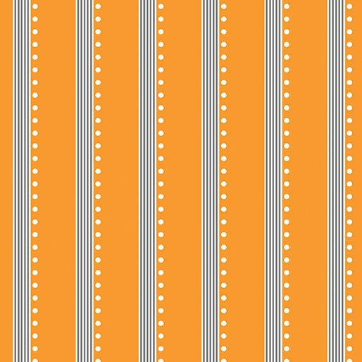 Bree - Stripe Orange