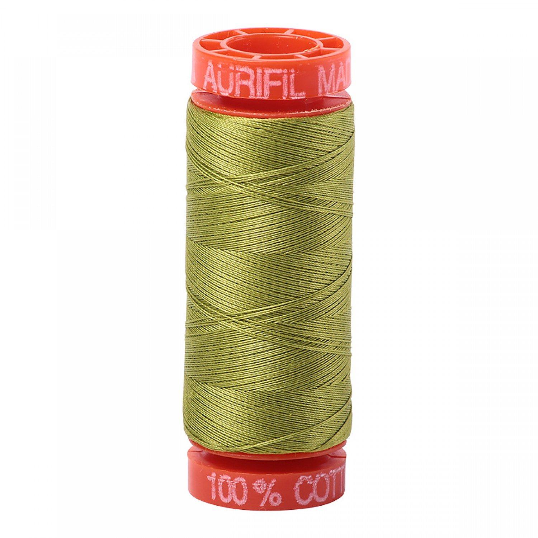 50 wt Aurifil - AS1147 Leaf Green*