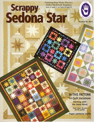 Scrappy Sedona Star Pattern