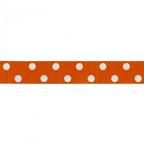 Dot Ribbon Orange