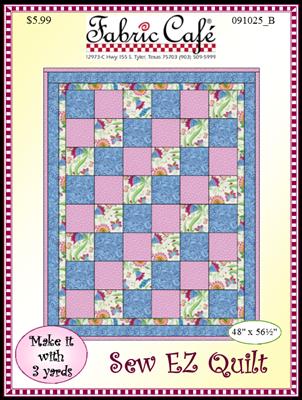 EZ Blocks - 3 Yd Pattern