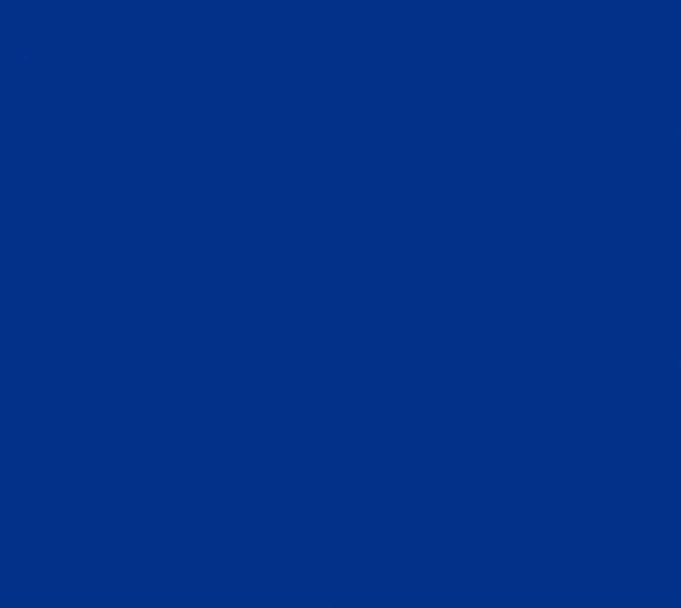 Midas Touch Solid Ultramarine