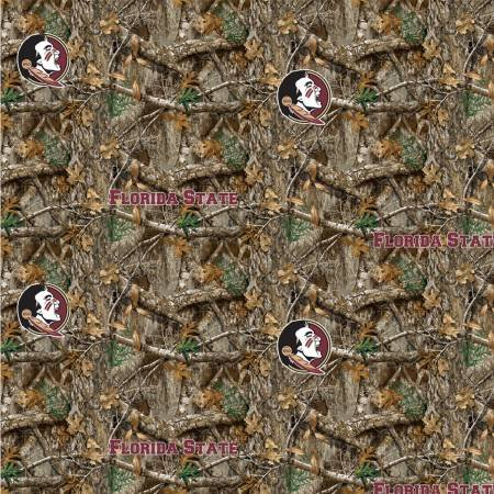 NCAA Realtree Edge - FSU