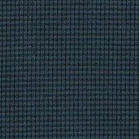 Blue Plaid Yarn Dye