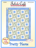 Pretty Please - 3 Yd Quilt Pattern
