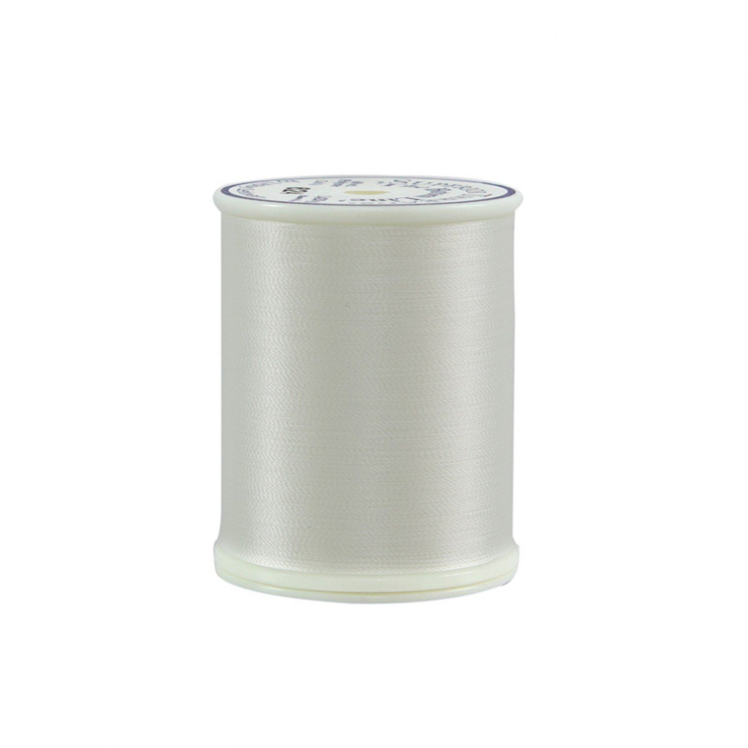 Bottom Line White Polyester Thread 60wt