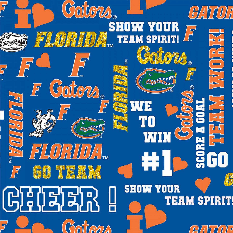 Florida Gators Glitter