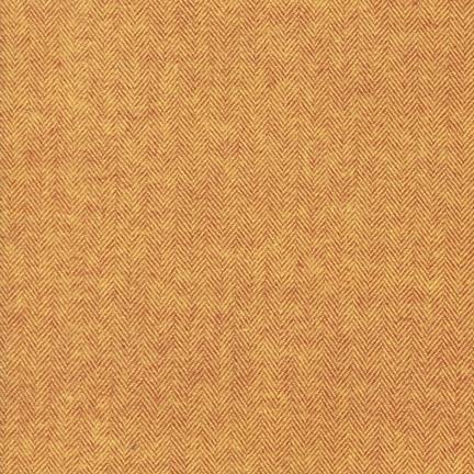 Shetland Flannel - Pumpkin