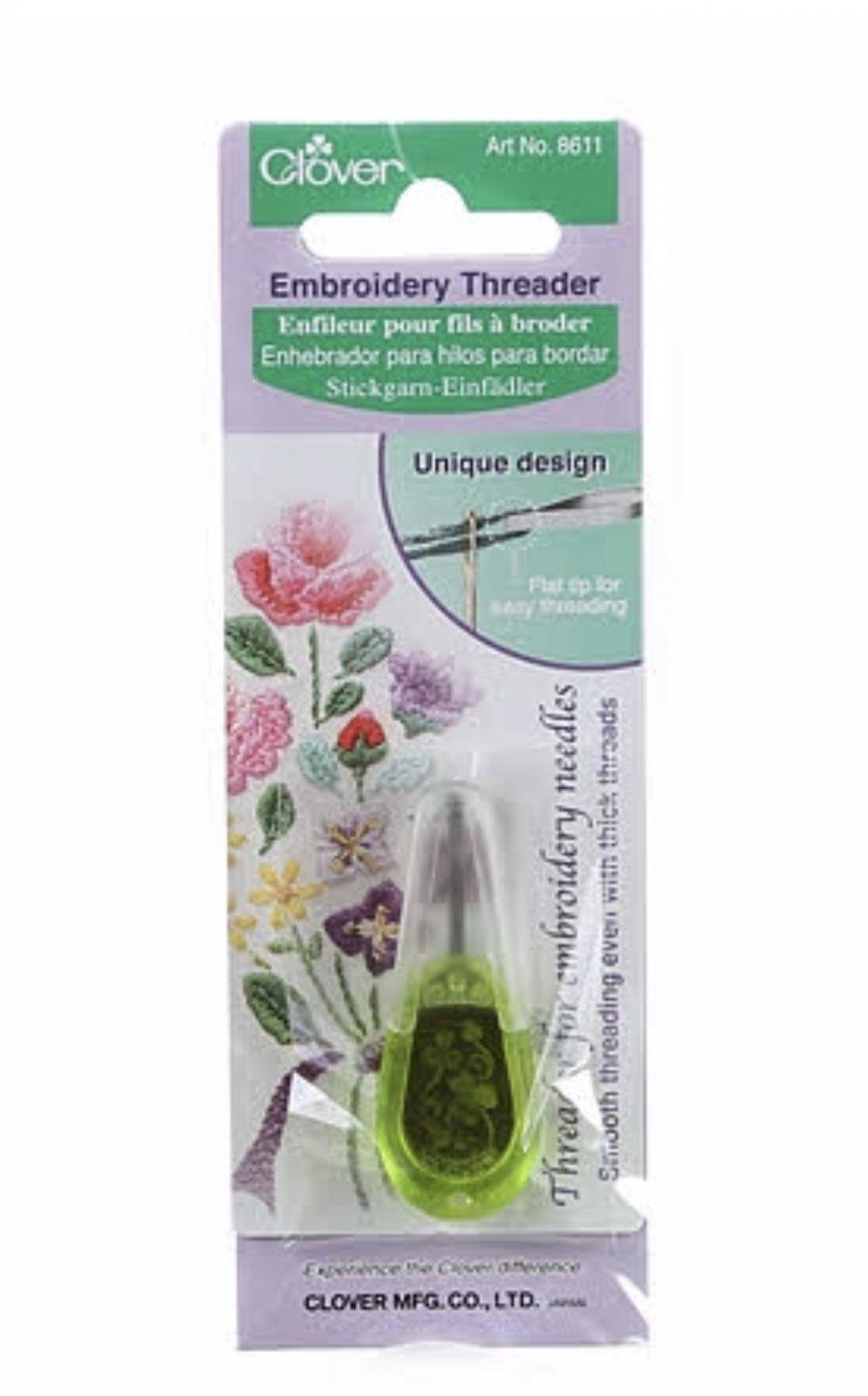 Embroidery Needle Threader