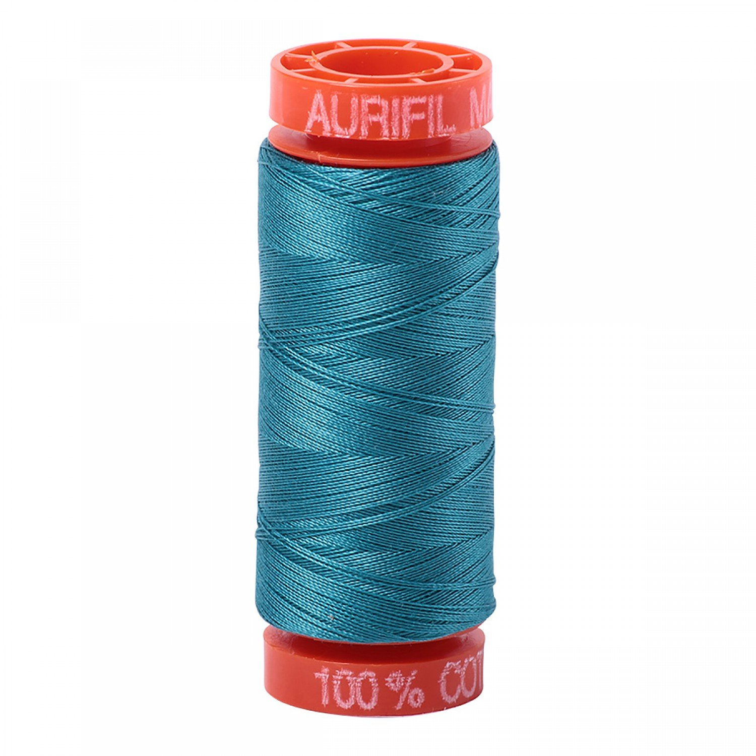 50 wt Aurifil - AS4182 - Dark Turquoise*