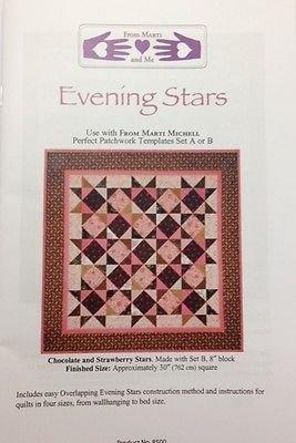 MM Evening Stars Path Pattern