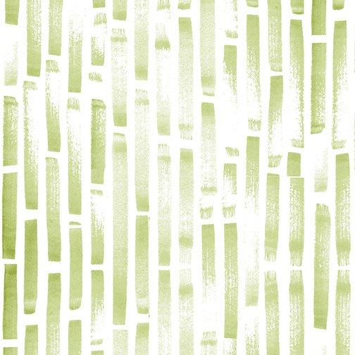 By Hand - Stripe Fade Leaf