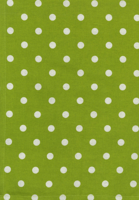 TTWL Polka Dots On Lime