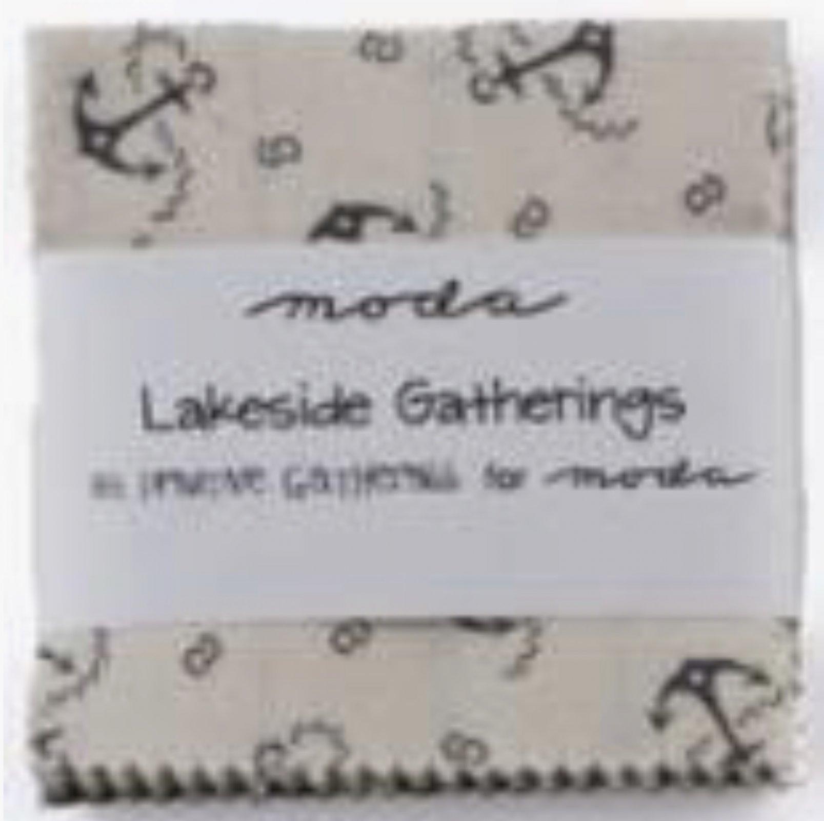Lakeside Gatherings Mini Charm