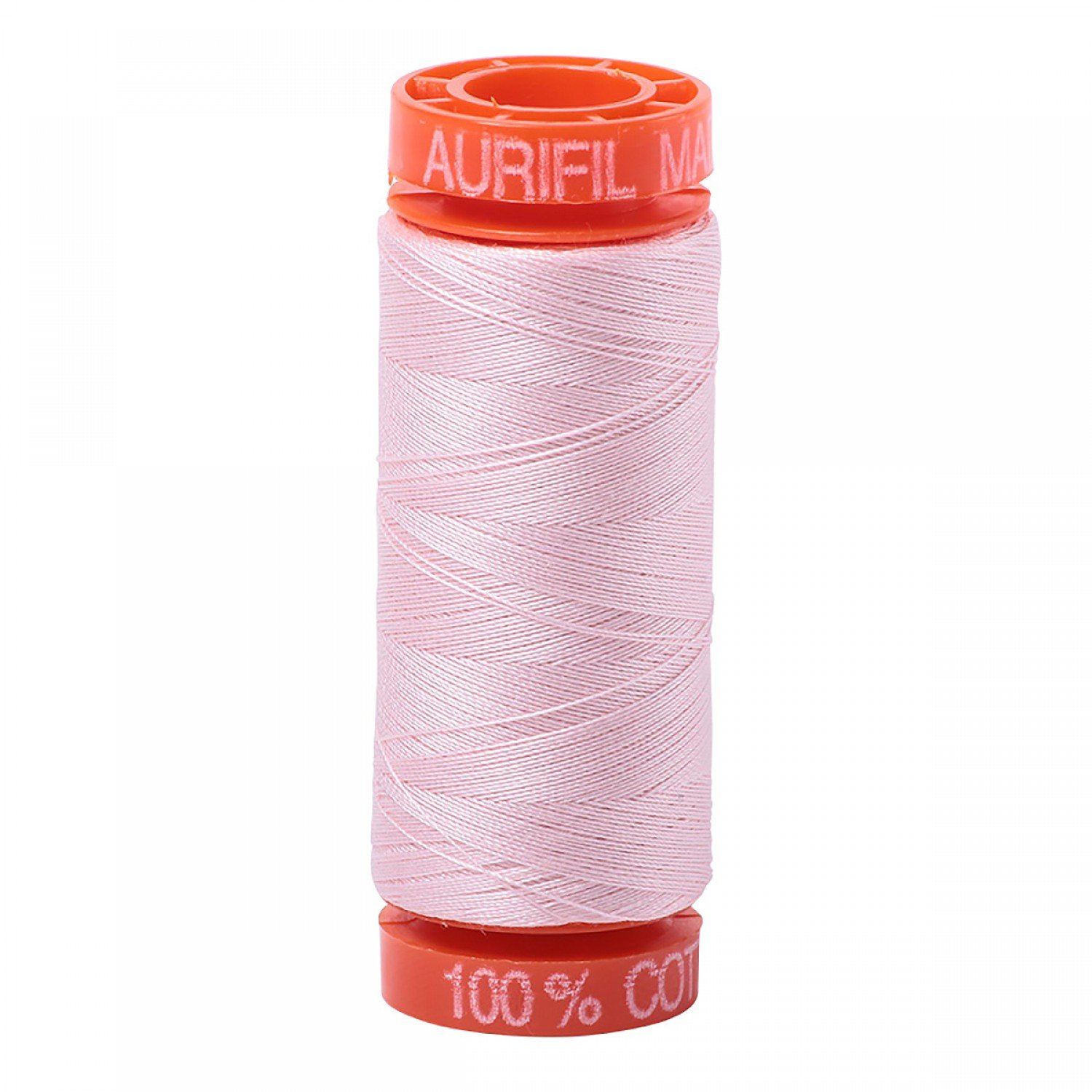 50 wt Aurifil - AS2410 - Pale Pink*