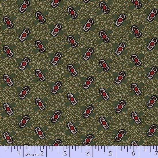 Circa Prairie Basics - Green