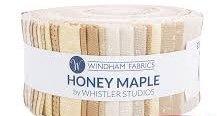 2-1/2in Strips Maple Honey