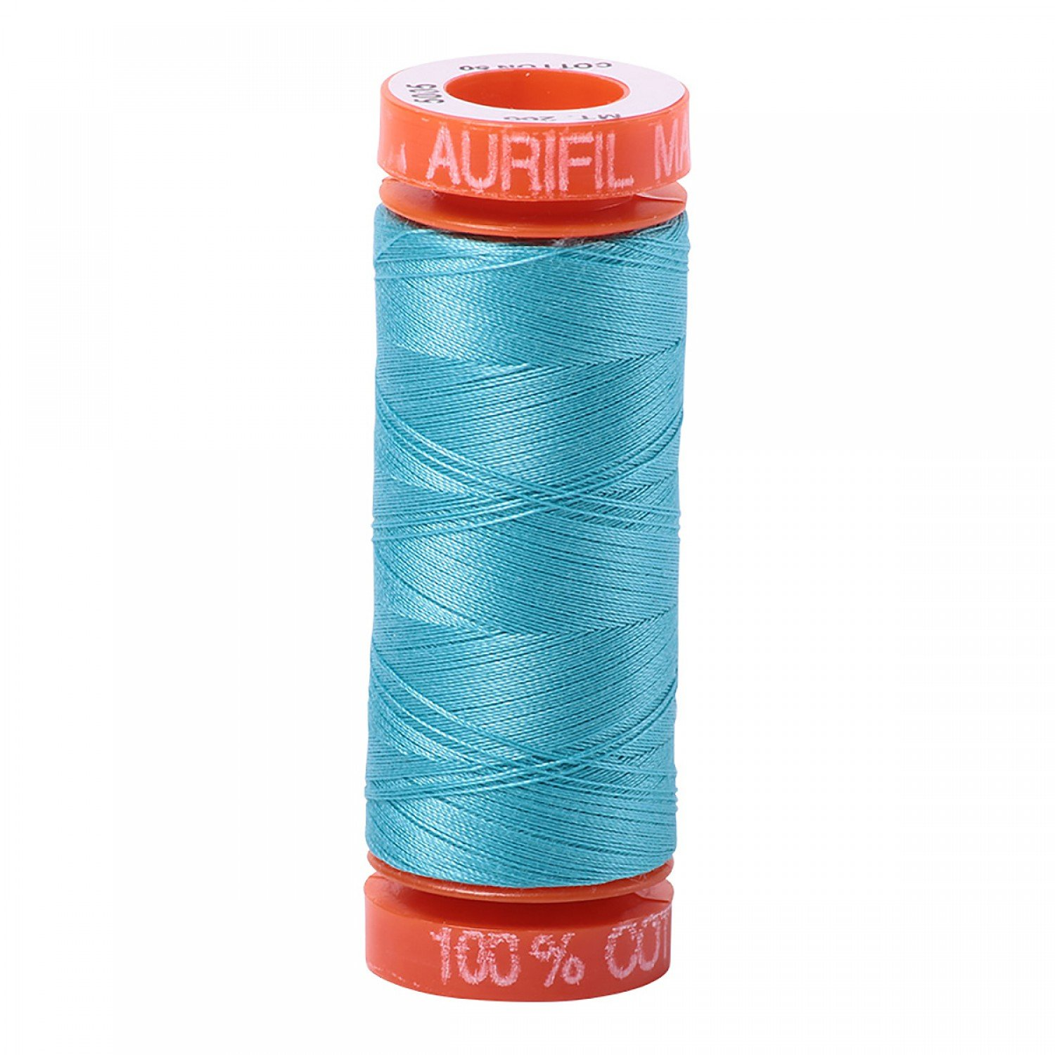 50 wt Aurifil - AS5005 Bright Turquoise*