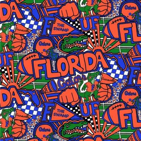Florida Gators Pop Art (Digital)