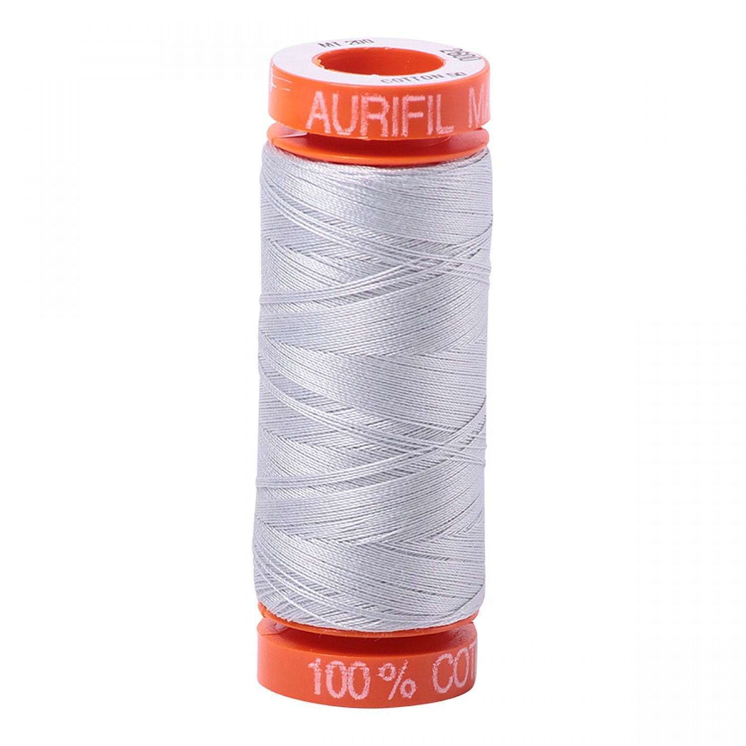 50 wt Aurifil - AS2600 - Dove