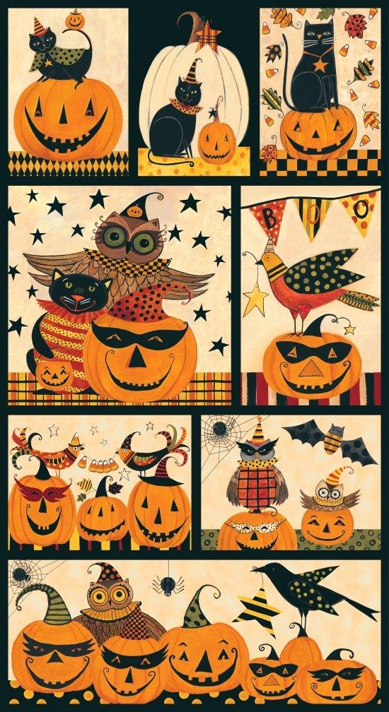 Too Cute To Spook - 24 Panel