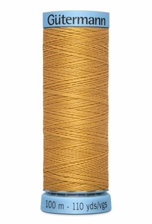 Gut.Silk-968 Dk Yellow