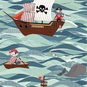 Pirate Lost At Sea